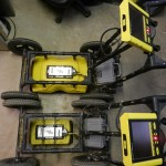 GPR Rental . Com Noggin Plus 250 and 500 MHz Antennas