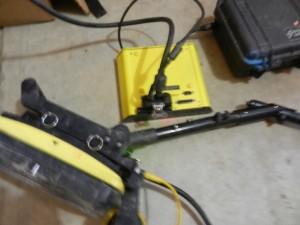 Noggin 1000 DVL Plug Connector for GPR